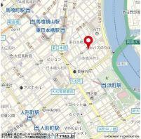 【地図】アスコットパーク日本橋浜町BISIKU