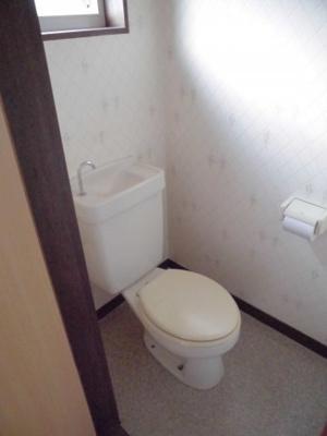 【トイレ】ワイドハイツ雅