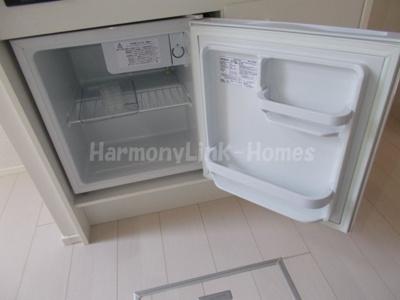 ハーモニーテラス豊島Ⅲのミニ冷蔵庫☆