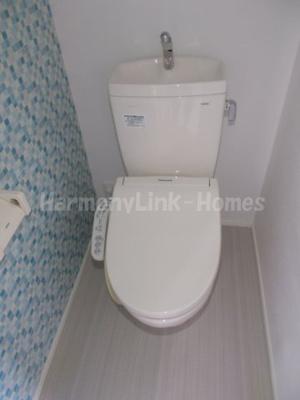 ハーモニーテラス豊島Ⅲの清潔感のあるトイレです☆