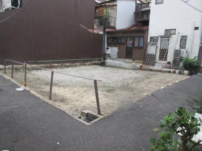 【外観】大阪市中央区龍造寺町土地