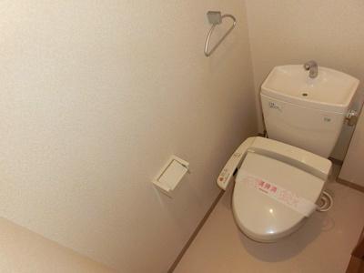 【トイレ】アンジェロポストⅦ