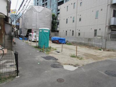 【外観】北区樋ノ口町土地