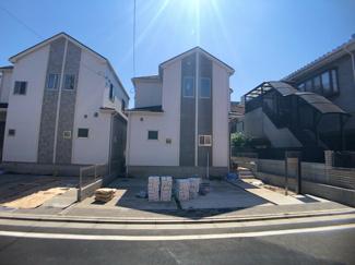 敷地47.1坪(1号棟)4LDKと48.8坪(3号棟)の3(4)LDKです。