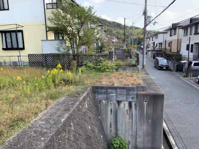 【外観】揖保郡太子町黒岡/土地