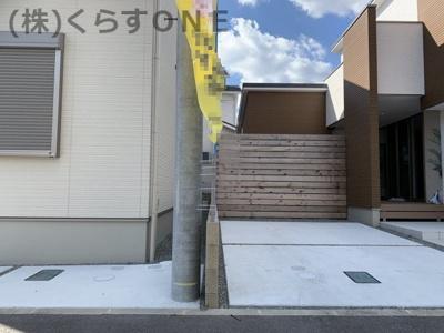 【外観】揖保郡太子町鵤/新築戸建