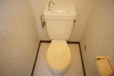 【トイレ】クレスト西枇