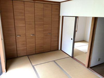 【和室】森本マンション