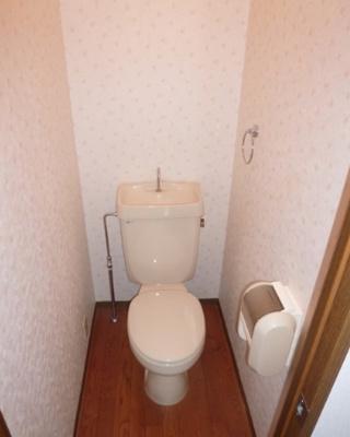 【トイレ】フィオーレ弐番館