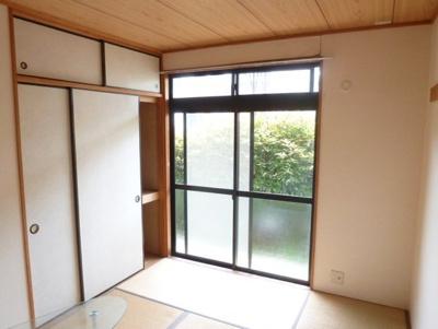 【和室】フィオーレ弐番館