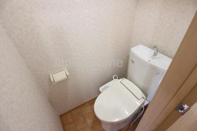 【トイレ】福島4丁目リノベーション長屋