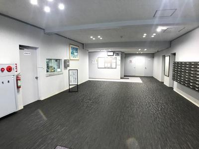 【エントランス】大濠パークハイツ