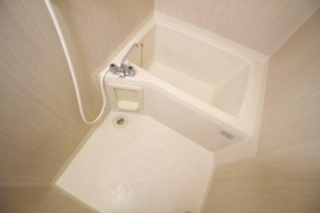【浴室】ミアキハイツⅡ