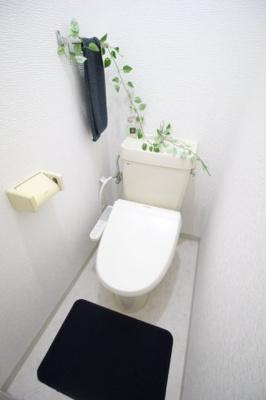 【トイレ】ミアキハイツⅡ