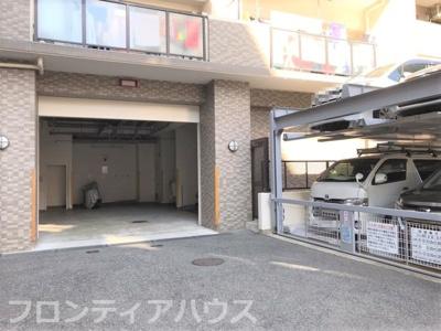 【駐車場】プレステージ六甲道駅前Ⅱ