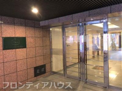 【エントランス】プレステージ六甲道駅前Ⅱ