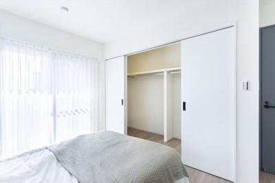 【寝室】ファミール六甲道