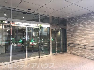 【エントランス】フォレスタ六甲