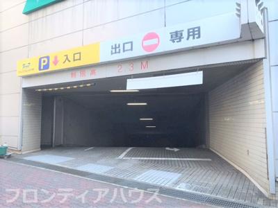 【駐車場】フォレスタ六甲