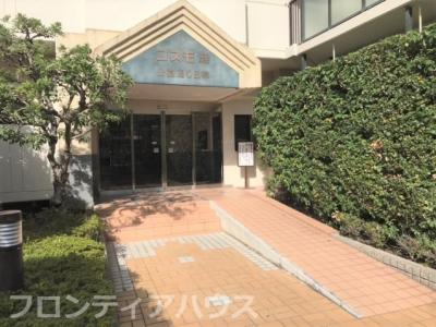 【エントランス】コスモ灘・公園通りB棟