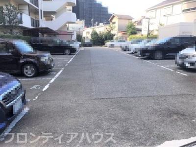 【駐車場】コスモ灘・公園通りB棟