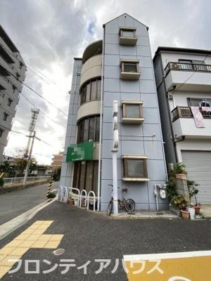 【外観】灘区記田町4丁目 店舗付住宅