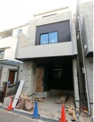【外観】中央区宮本通1丁目新築戸建