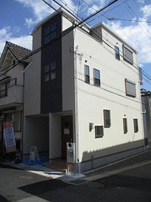 【外観】灘区赤坂通3丁目 新築戸建