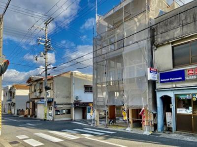 【外観】灘区上野通3丁目 新築戸建