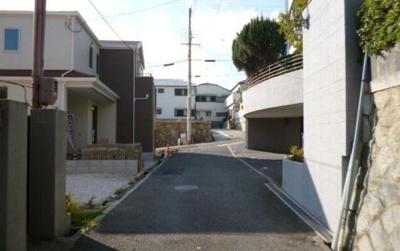 【外観】灘区上野通8丁目 土地