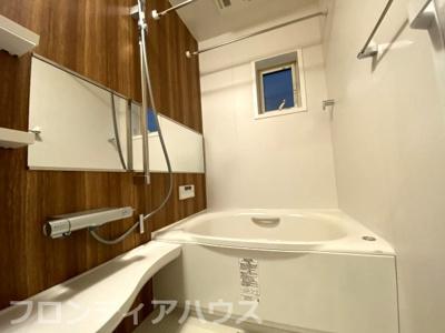 【浴室】灘区記田町5丁目 新築戸建て