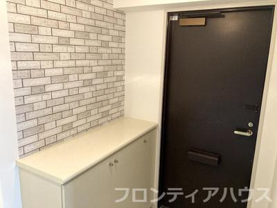 【玄関】六甲グランドヒルズ弐号館