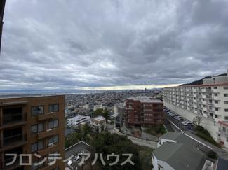 【展望】六甲グランドヒルズ弐号館