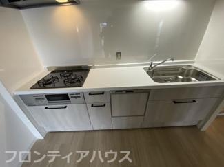【キッチン】六甲グランドヒルズ弐号館