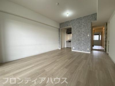 【居間・リビング】六甲グランドヒルズ弐号館