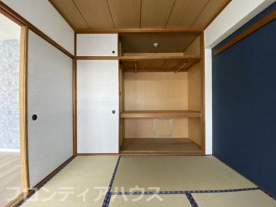 【収納】六甲グランドヒルズ弐号館