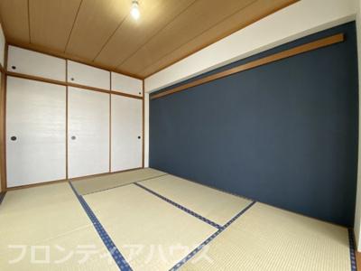【和室】六甲グランドヒルズ弐号館