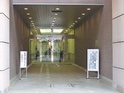 【エントランス】ウェルブ六甲道2番街