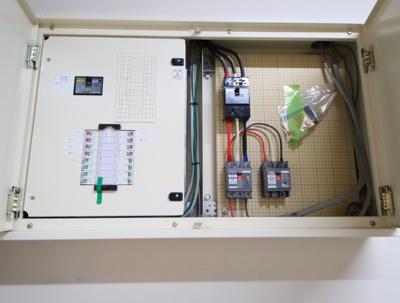 1F専用トイレ、エレベーター