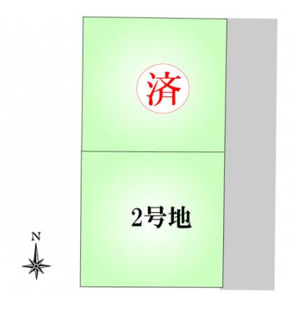 【土地図】西久万