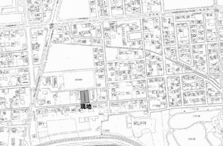 【地図】広明町 売土地