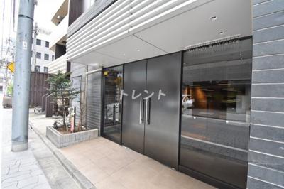 【エントランス】ハーモニーレジデンス田町