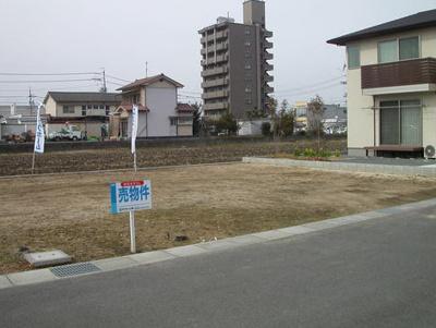 【外観】神辺町川南分譲地 3号地