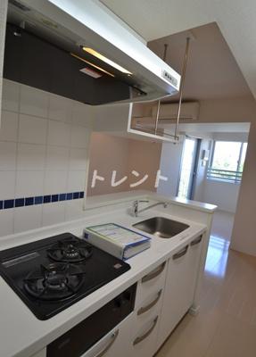 【キッチン】レガーロ西早稲田