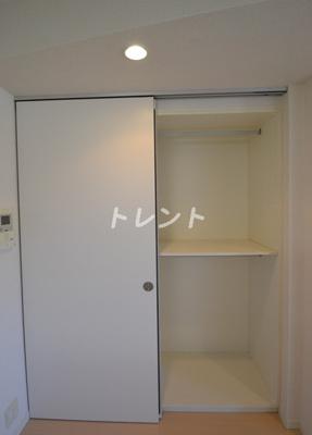【収納】レガーロ西早稲田