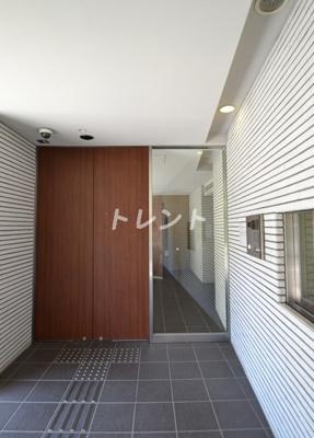 【エントランス】レガーロ西早稲田