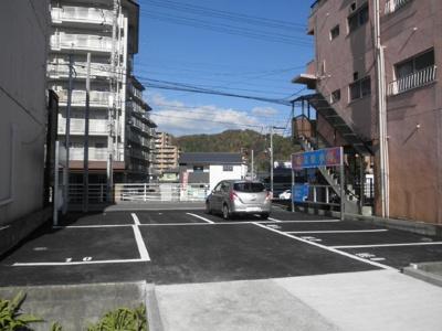 【外観】塩見駐車場