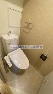【トイレ】スタシオン俊徳道