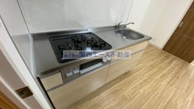 【キッチン】スタシオン俊徳道