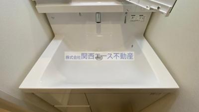 【洗面所】スタシオン俊徳道